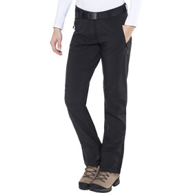Maier Sports Tech Pants Softshell Pants Women black